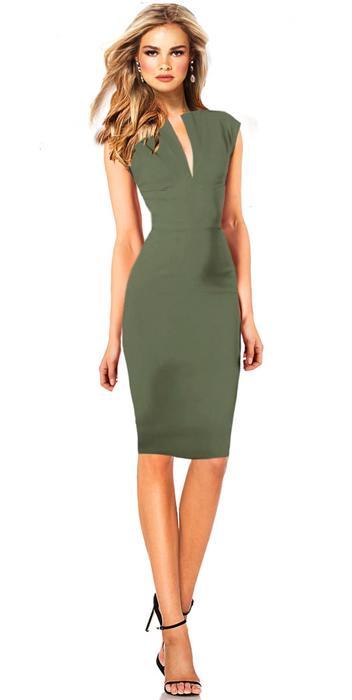 Keira-Army-Grün